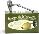 Zeepstang La Maison du Marseille Chroom Mat
