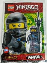 Lego Ninjago Mini Figure - Nya (polybag)