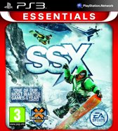 PS3 SSX Essentials