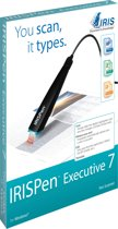 IRISPen Executive 7 Stylo - Mobiele Scanner voor Windows