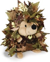Beeztees Camouflage Egel Hondenspeelgoed - 18 cm
