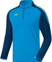 Jako Champ Ziptop - Sweaters  - blauw kobalt - 140