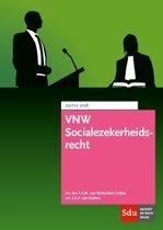 Boek cover Educatieve wettenverzameling - VNW Socialezekerheidsrecht 2018 van  (Paperback)