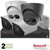 2 megapixel Honeywell nachtzicht 40m. hon22