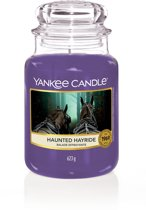 Yankee Candle Haunted Hayride Large