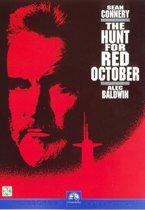 DVD cover van The Hunt For Red October