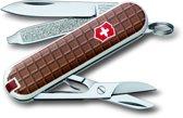 Victorinox Classic SD Chocolade - Zakmes - 7 Functies