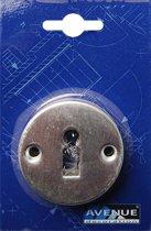 AVENUE sleutelrozet rond kastdeur | ALUMINIUM