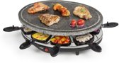 DOMO DO9058G - Steengrill/Racletteset