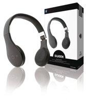 Sweex SWBTHS100BL mobiele hoofdtelefoon Stereofonisch Hoofdband Zwart