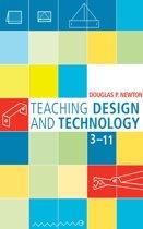 Omslag van 'Teaching Design and Technology 3 - 11'