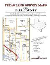 Texas Land Survey Maps for Hall County