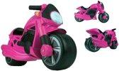 Injusa Wheeler Motor Pink - Loopmotor