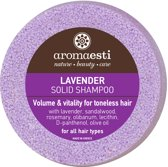 Aromaesti Solid Shampoo Bar Lavendel - slap haar - 2 stuks