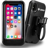 Lenv telefoonhouder fiets - Apple iPhone X / Xs - Waterdicht