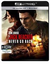 Jack Reacher 2: Never Go Back (4K Ultra HD Blu-ray)