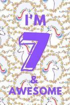 I'm 7 & Awesome