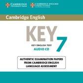Cambridge English Key 7 Audio CD