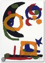Ad van Hassel Schilderij Zeefdruk 'Zonder titel'