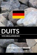 Duits vocabulaireboek: Aanpak Gebaseerd Op Onderwerp