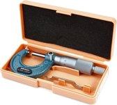 Mitutoyo 103-137 Analoge Micrometer 0-25 mm.