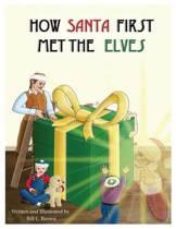 How Santa First Met the Elves