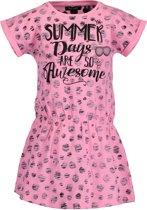 Blue Seven Meisjes jurk - rose - Maat 104
