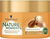 Schwarzkopf Nature Moments Intensive Care Mask Morrocan Argan Oil & Macadamia Oil 250ml