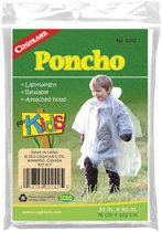 Coghlan's for Kids - Poncho - Transparant - Small