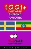 1001+ Ovningar Svenska - Amharic