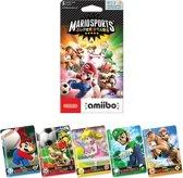 Amiibo Mario Sports Supertars - Kaart