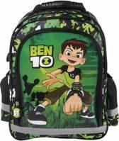 Ben 10 Hero Time - Rugzak - 38 cm - Groen