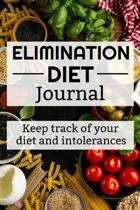 Elimination Diet Journal