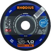 Rhodius doorslijpschijf XT67 125X1,0