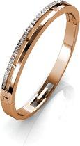 Yolora sieraden - Armband met Crystals from Swarovski ® - Golden Lady - Dutch Beauty Design