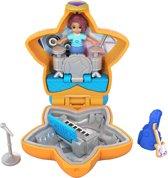 Polly Pocket Tiny Pocket Places Shani's Concert - Speelfigurensetje