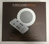 KB Sound Basic Inbouwradio met 2 speakers