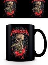 Metallica Mug Skeleton