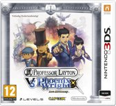 Professor Layton vs Phoenix Wright: Ace Attorney - 2DS + 3DS