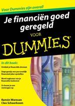 Je financien goed geregeld voor Dummies