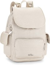 Kipling City Pack S - Rugzak - Misty White