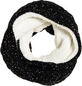 Superdry Sjaal (fashion) - Vrouwen - zwart/ wit