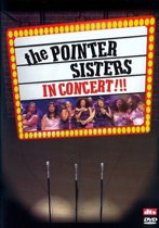 Pointer Sisters - In Concert (dvd)