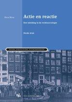 Boom Juridische studieboeken - Actie en reactie