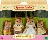 Sylvanian Families 4172 Familie Walnoot Eekhoorn - Speelfigurenset