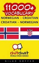 11000+ Norwegian - Croatian Croatian - Norwegian Vocabulary