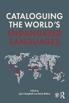 Cataloguing the World's Endangered Languages
