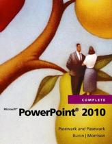 Microsoft® PowerPoint® 2010 Complete