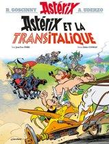 Boek cover Astérix - Astérix et la Transitalique - nº37 van Rene Goscinny