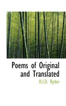 Poems of Original and Translated